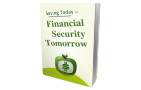 Saving Today For Finance Security Tomorrow