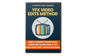 YFX Video Edits Method