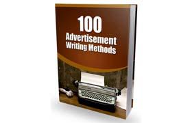100 Advertising Writing Methods