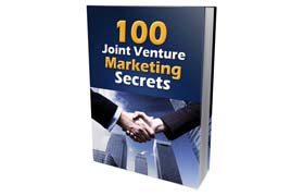 100 Joint Venture Marketing Secrets