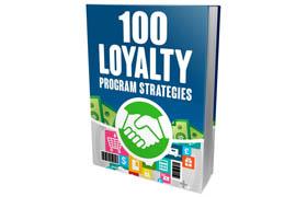 100 Loyalty Program Strategies