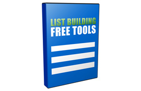 Free List Building Tool