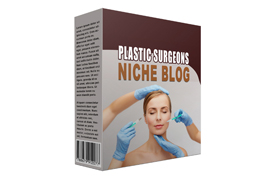 Plastics Surgeons Niche Blog