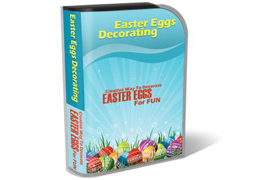 Easter Eggs HTML PSD Template