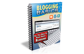 Blogging Basics