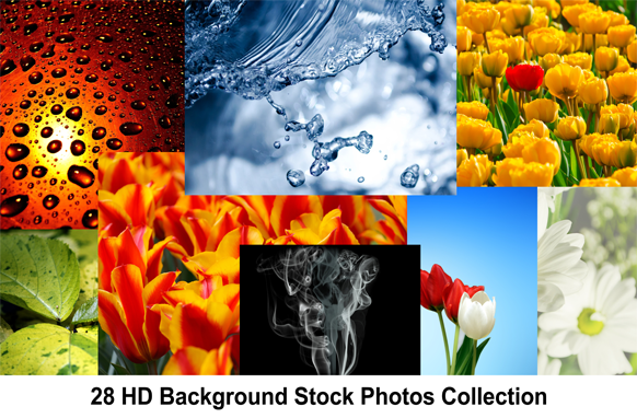 28 HD Background Stock Photos Collection