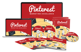 Pinterest Marketing Excellence Upgrade Package
