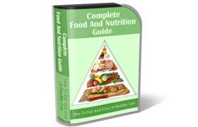 Food Nutrition WP HTML PSD Template