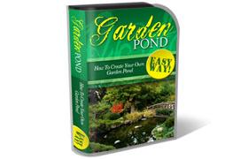 Garden Pond HTML PSD Template