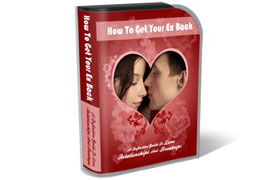 Get Your Ex Back WP HTML PSD Template