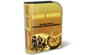 Gold Rush WP HTML PSD Template
