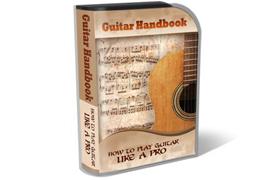 Guitar Handbook WP HTML PSD Template