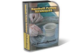Hand built Pottery HTML PSD Template