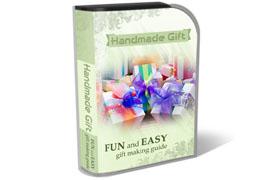 Handmade Gift HTML PSD Template