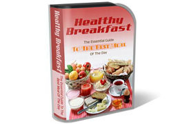 Healthy Breakfast WP HTML PSD Template