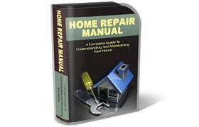Home Repair Manual WP HTML PSD Template