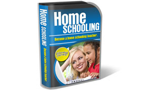 Home Schooling HTML PSD Template