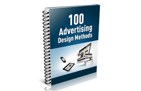 100 Advertising Design Method
