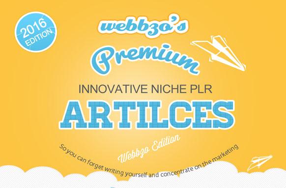 285 Premium PLR Articles Collection