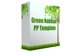 Green Nabhan PP Template
