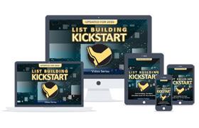 List Building Kickstart Upgrade Package