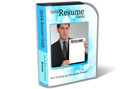 Resume WP HTML PSD Template