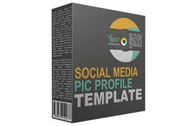 Social Media Picture Profile Templates