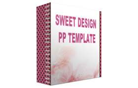 Sweet Design PP Template