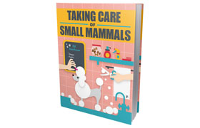 Taking Care Of Small Mammals