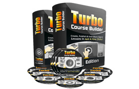 Turbo Course Builder PRO Software