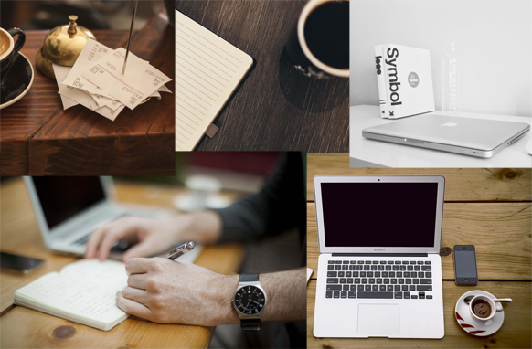 Work Space Stock Images Collection