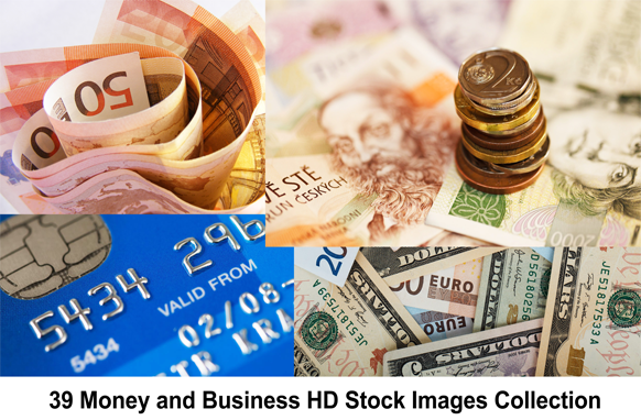 39 Money and Business HD Stock Images Collection