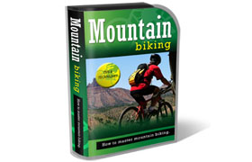 Mountain Biking HTML PSD Template