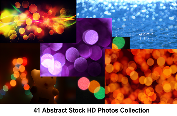 41 Abstract Stock HD Photos Collection
