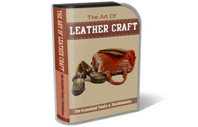 Leather Craft WP HTML PSD Template