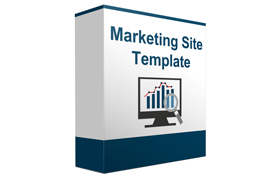Marketing Minisite Template Version 8