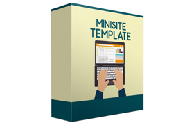 Minisite Template V44