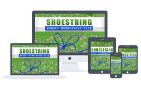 Shoestring Budget Membership Site Upgrade Package