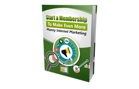 Start a Membership