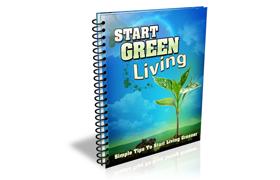 Start Green Living