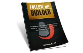 Follow Up Builder