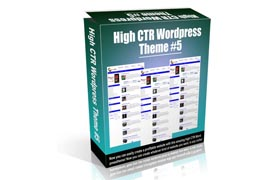 High CTR WordPress Theme Volume 5