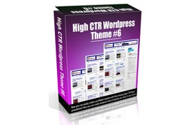 High CTR WordPress Theme Volume 6