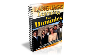 Language Learning for Dummies