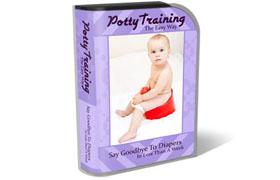 Potty Training WP HTML PSD Template
