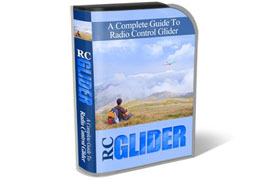 RC Glider HTML PSD Template