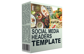 Social Media Headers Templates