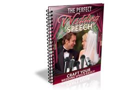 The Perfect Wedding Speech