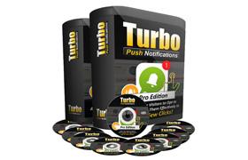 Turbo Push Notifications PRO