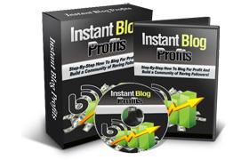 Instant Blog Profits